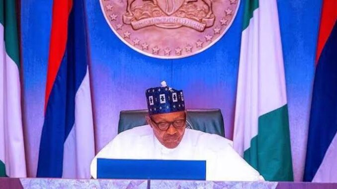 Okonjo- Iweala: Buhari Holds Video Conference With President Of European Council Over WTO