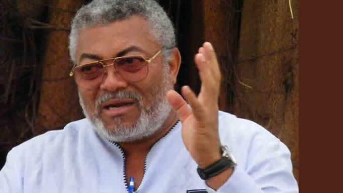 Here Are 12 Facts You Should Know About Late Former President Of Ghana, Jerry Rawlings