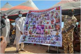 Nigerian Army Releases List Of 86 Wanted Terrorists (See)