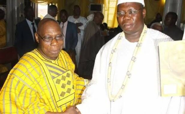 Why I Will Never Reconcile With Obasanjo – Aare Gani Adams Drops Bombshell